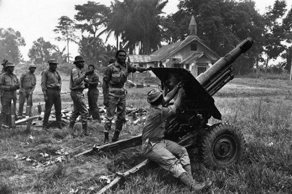 Nigerian Civil War (1967-1970)   Weapons and Warfare