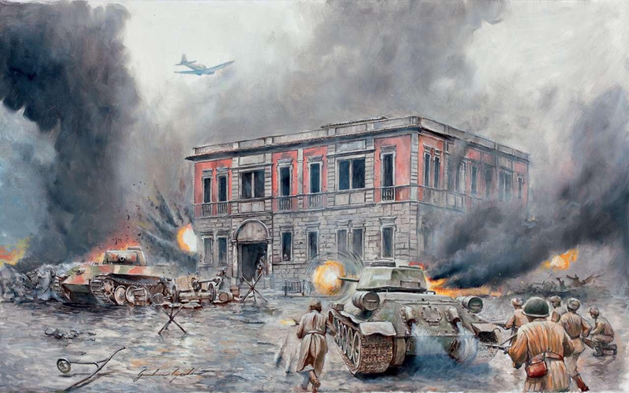 battle of berlin wallpaper - photo #4