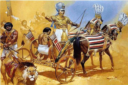 Ancient Egyptian Armour