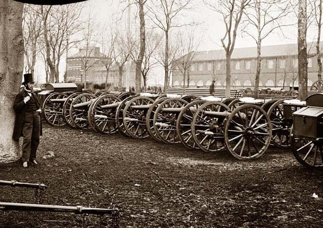Civil War Artillery | Weapons and Warfare