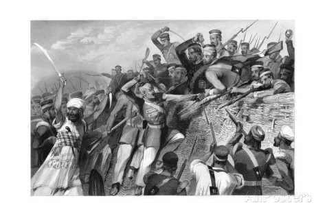 attack-of-the-mutineers-on-the-redan-battery-at-lucknow-30-july-1857