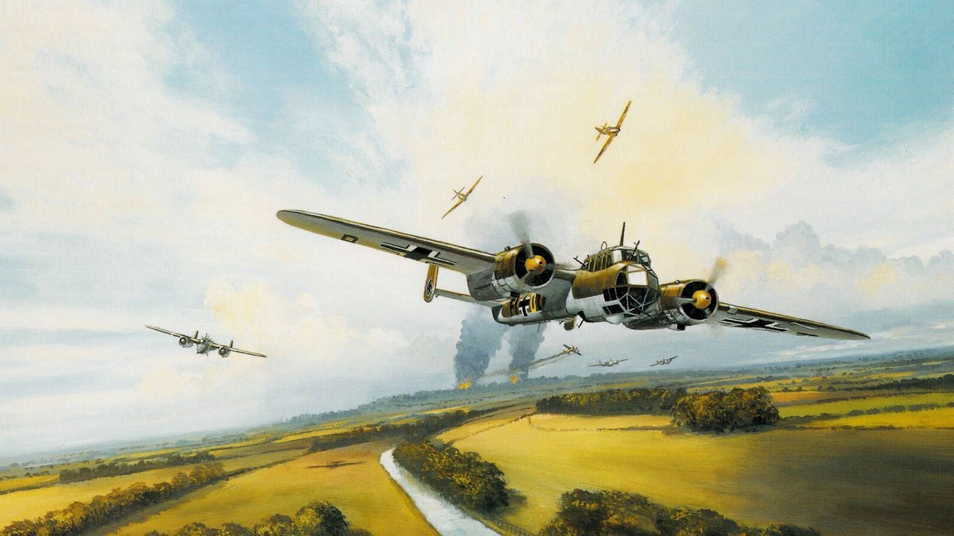 the battle of britain � strategic thinking weapons and