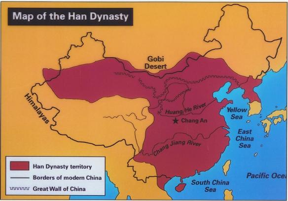 Han dynasty trade system