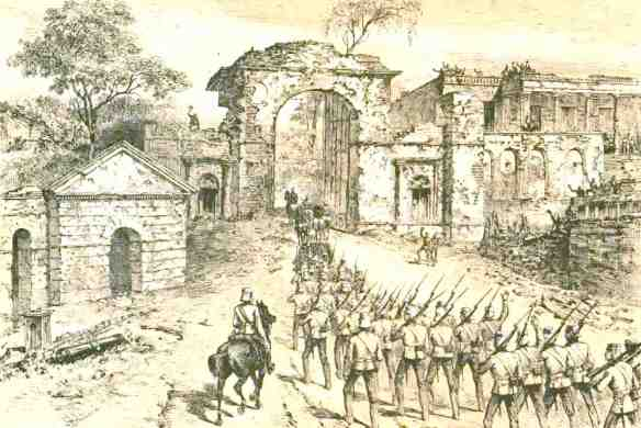 Lucknow Relief 9-25-1857