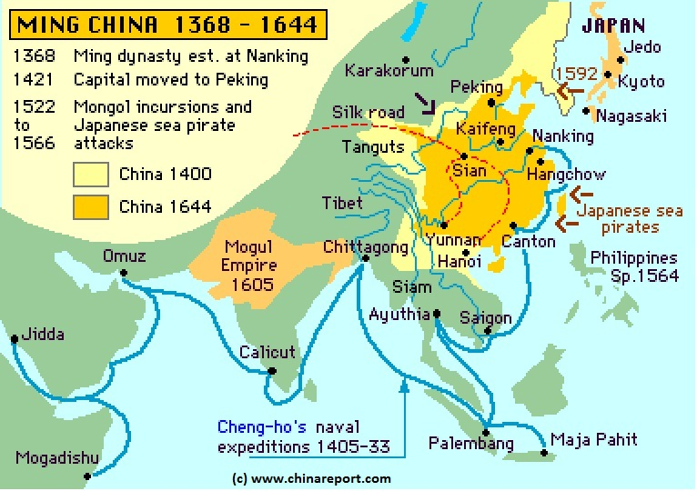 The Ming and Qing dynasties | Weapons and Warfare