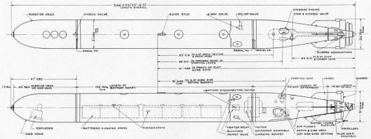 Mark_18_torpedo_general_profile,_US_Navy_Torpedo_Mark_18_(Electric),_April_1943