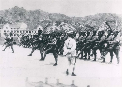 Military_training_of_the_Beiyang_Army