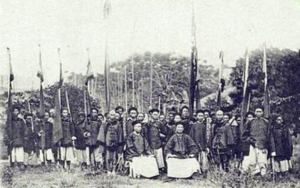 Qing_army_Sino-French_war