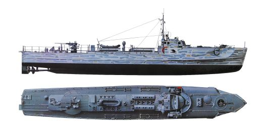 schnellboot s80