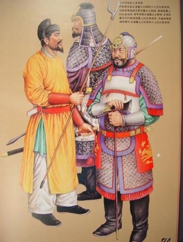Tang-Dynasty-army-uniform