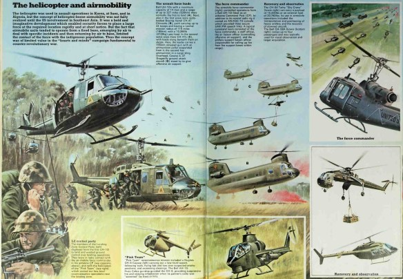 The United States Helicopter In Vietnam Iv Weapons And