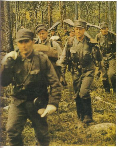 _10_ Finnish Soldiers during Barbarossa