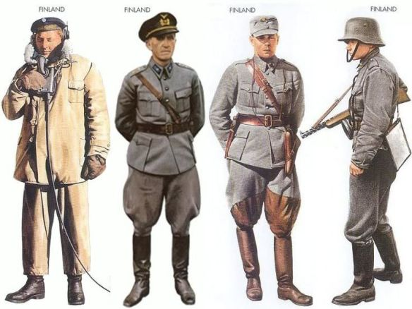 FINLAND IN WWII | Weapons and Warfare