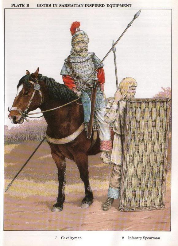 Gothic Sarmatian War 332 334