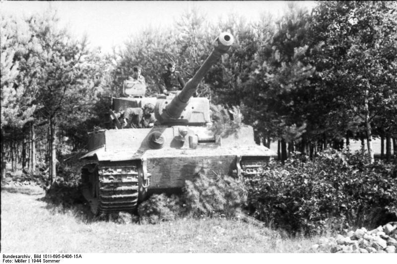 Polen, Panzer  VI (Tiger I)