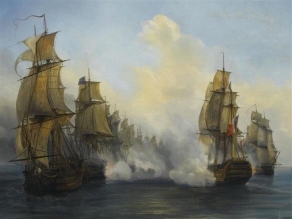 Fight_of_Wagram-Auguste_Meyer