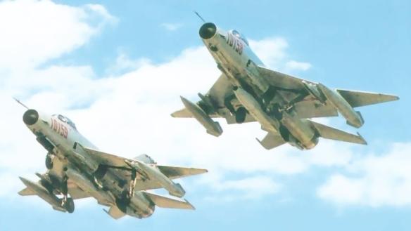 J-7E-PLAAF-1S