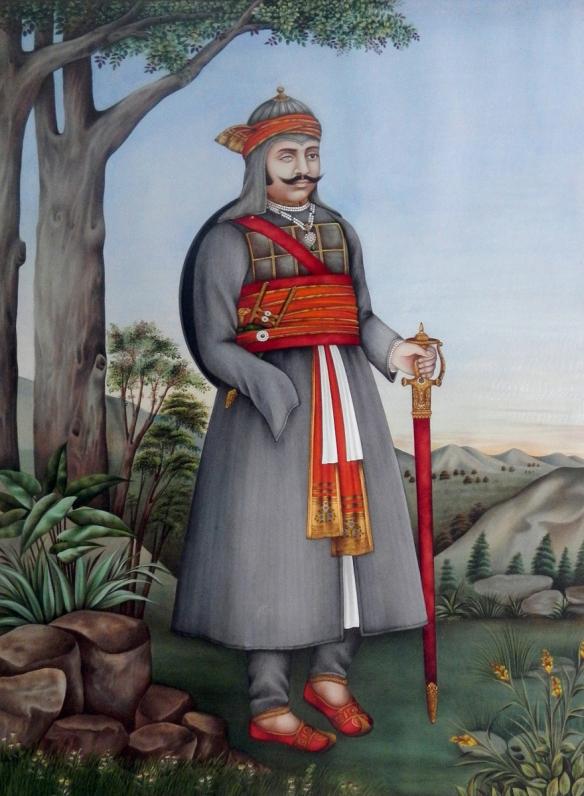 Maharana-Sangram-Singh-I