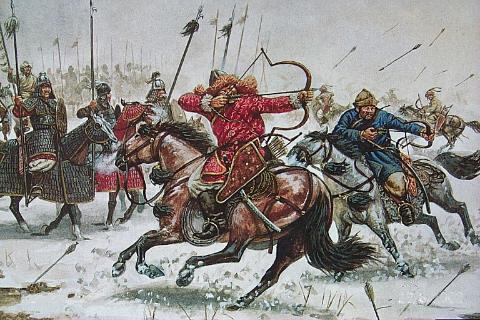 Mongol Archery | Weapons and Warfare