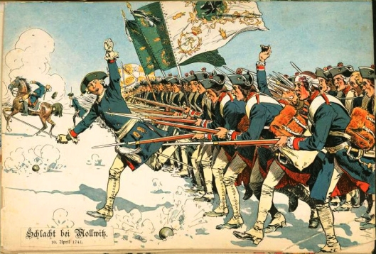 Prussian_Army_during_battle_of_Mollwitz_1741