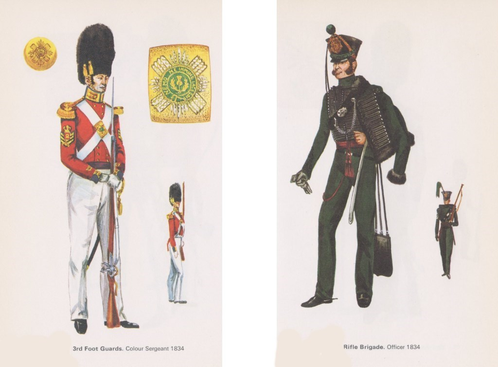 British Army 1820-45 | Weapons and Warfare