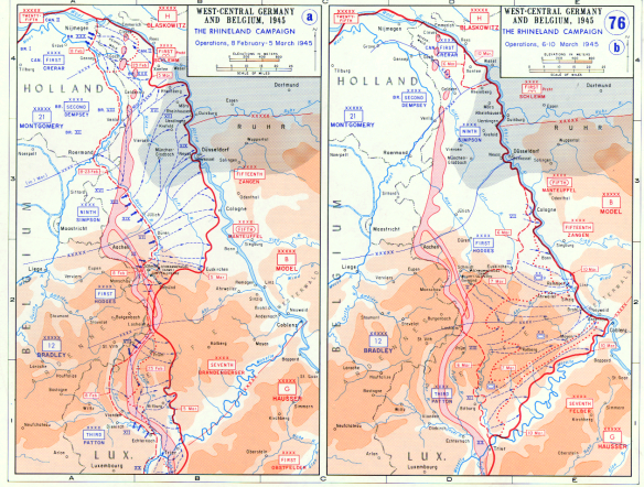 RhinelandCampaign(8February-10March1945)