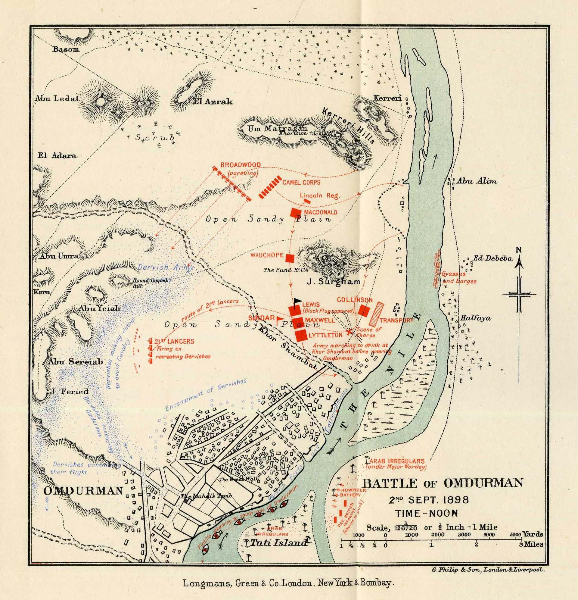 River_War_2-9_Omdurman_Battle_Noon
