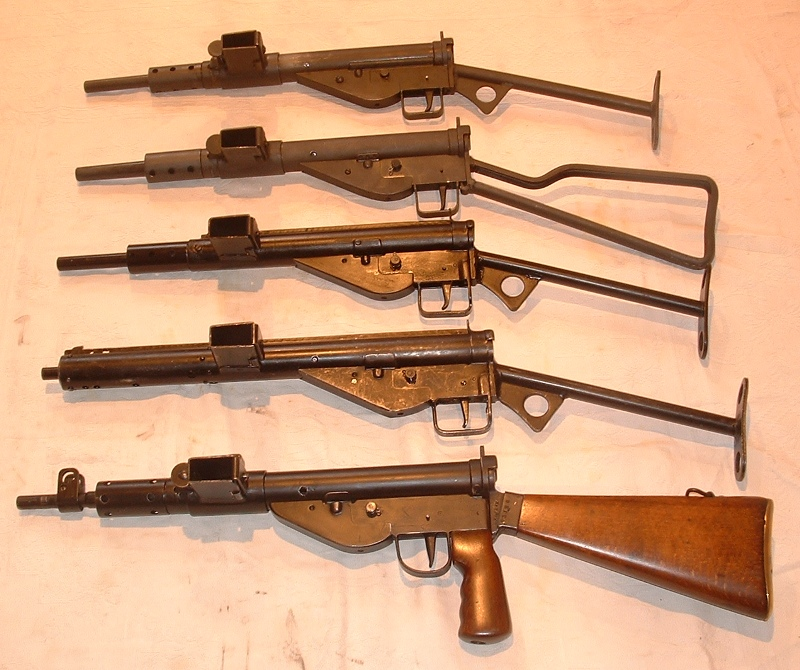Sten   Weapons and Warfare