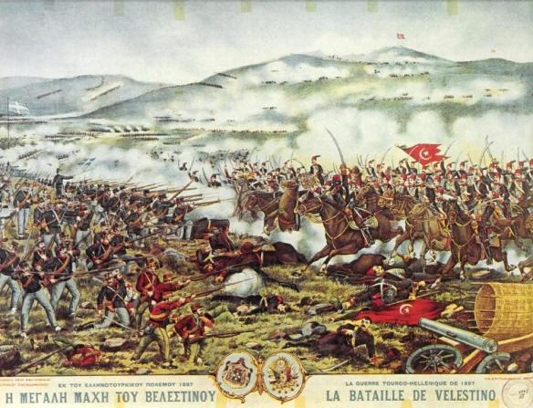 GRECO–TURKISH WAR (1897) | Weapons and Warfare