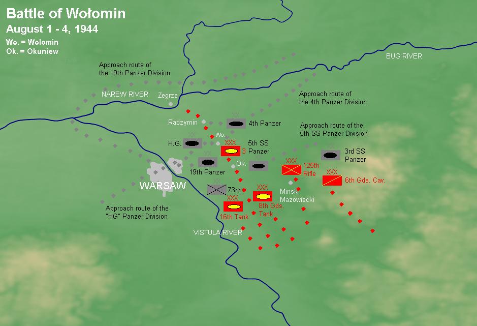 Wolomin_Battlefield