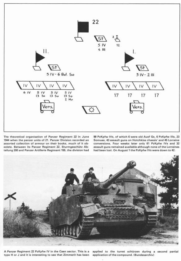 D Day Pictures 21st Panzer Division D...
