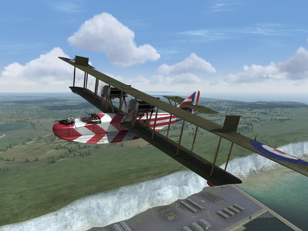 Felixstowe F2a F3 Weapons And Warfare