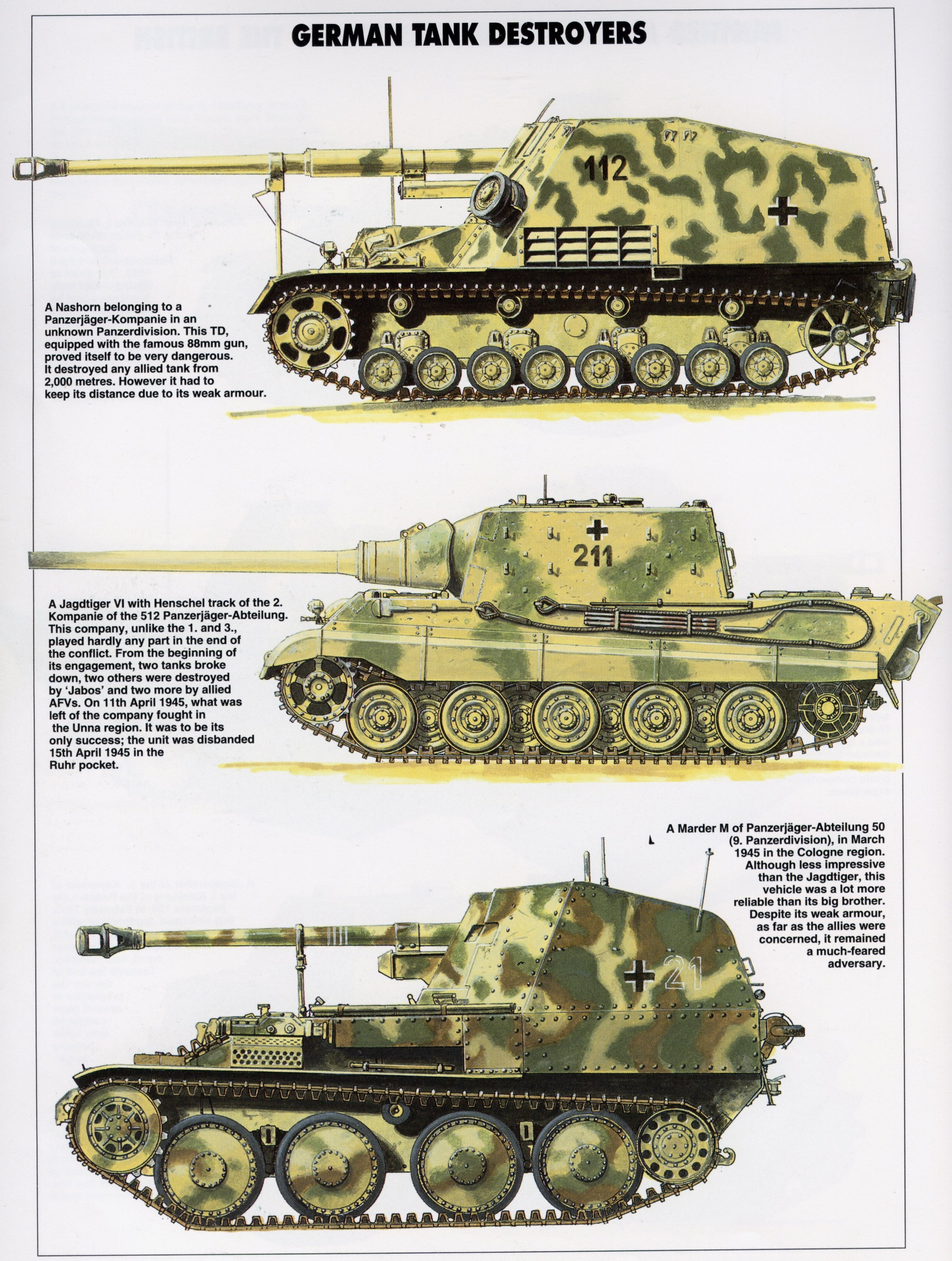 Panzer Swansong II | Weapons and Warfare
