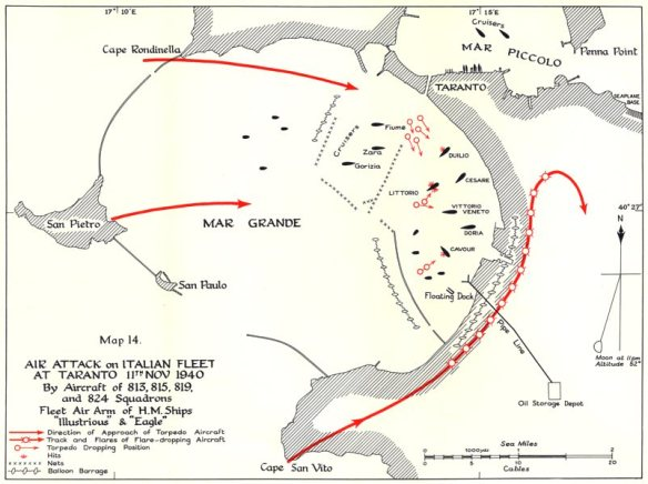 italy-air-attack-on-italian-fleet-at-taranto-11th-nov-1940-hms-eagle-1954-map-119058-p