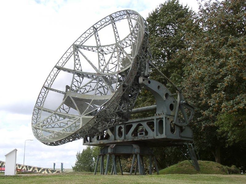 german early warning radar systems