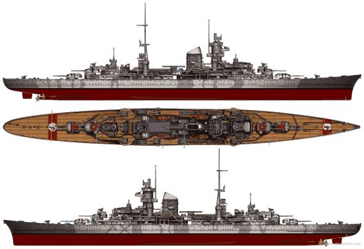 dkm-prinz-eugen-1942-heavt-cruiser