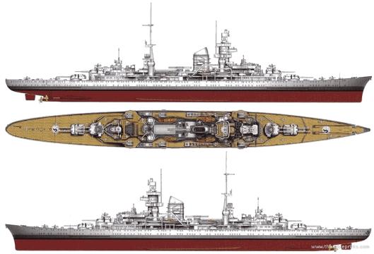 dkm-prinz-eugen-1945-heavy-cruiser