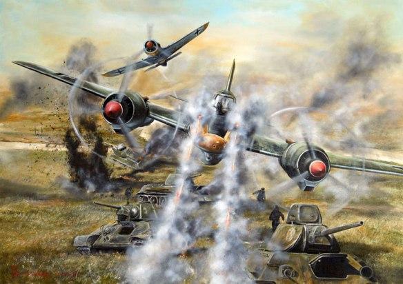 Luftwaffe-Kursk-Lg