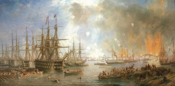 the-bombardment-of-sveaborg-9-august-1855-1855