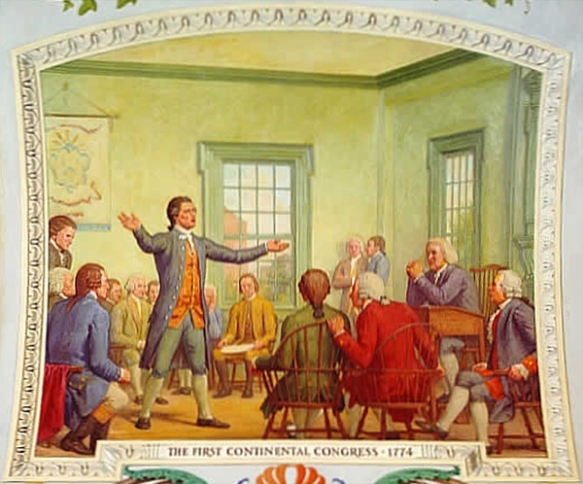 first-continental-congress