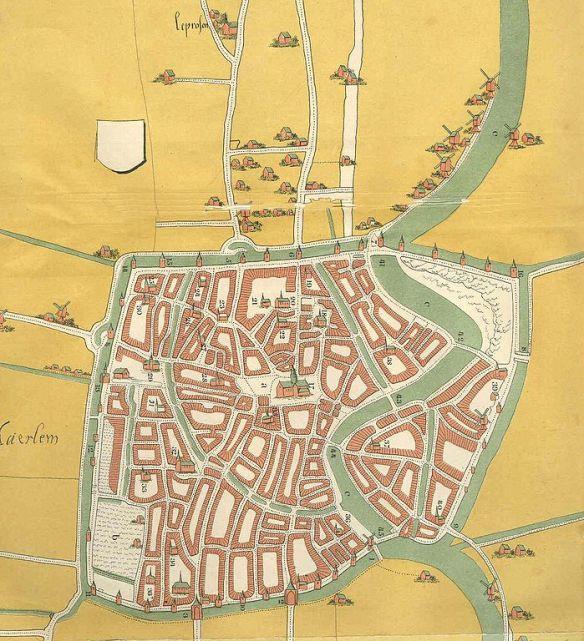 Haarlem-City-Map-1550