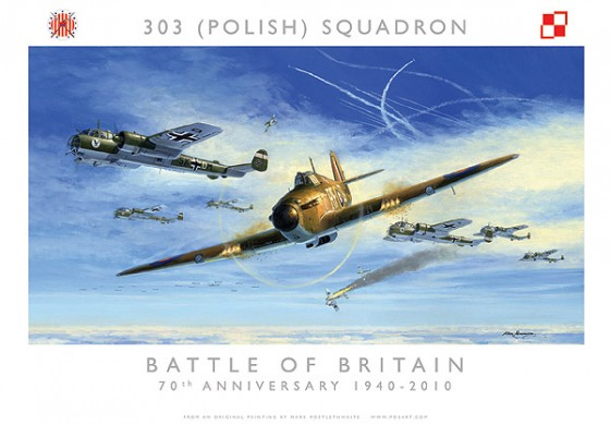No  303 Polish Fighter Squadron | Weapons and Warfare