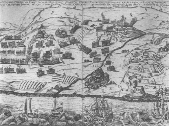 Battle_of_Dunbar_1650