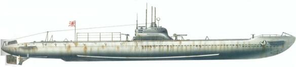 I 168 Kaidai class