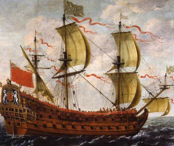 ScottishShip1650–1674