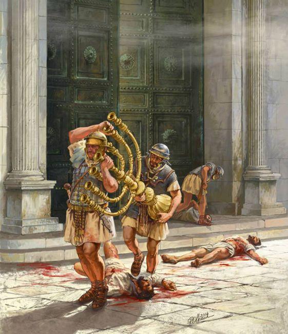 THE JEWISH-ROMAN WARS I