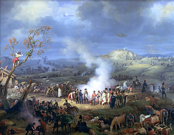 Bivouac_on_the_Eve_of_the_Battle_of_Austerlitz,_1st_December_1805