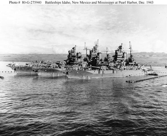New_Mexico_class_battleships