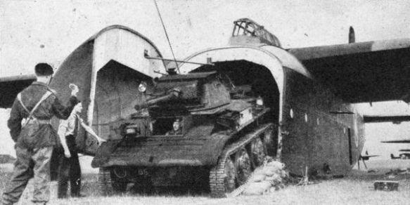 Hamilcar_glider_WWII