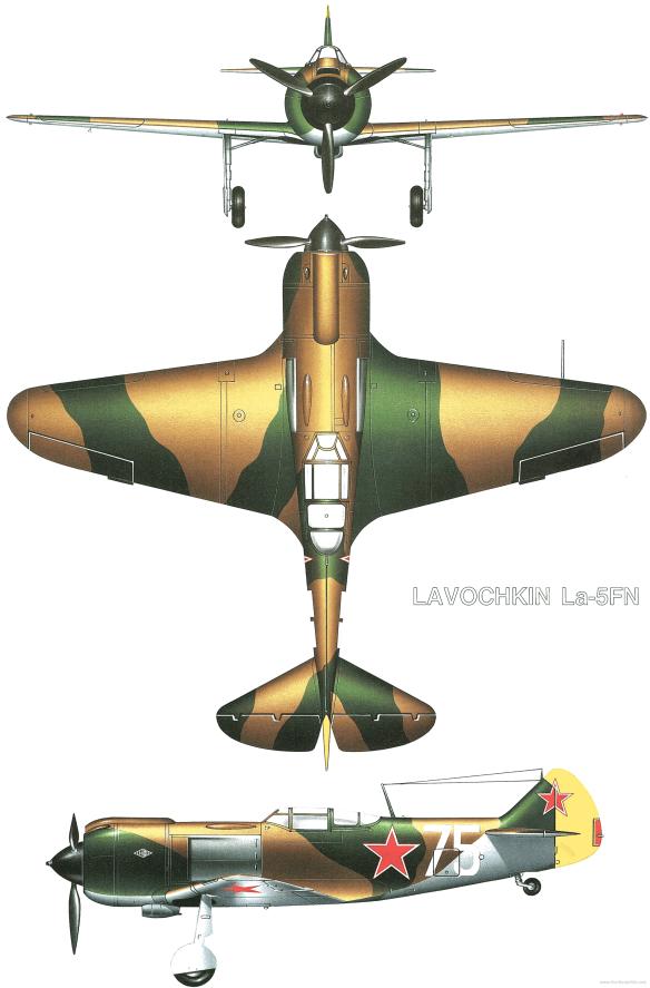 lavochkin-la-5fn
